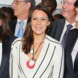 Marion Bartoli - Coup d'envoi de la candidature de la France pour accueillir les Jeux Olympiques de 2024 à la Maison du Sport Français à Paris le 23 juin 2015.