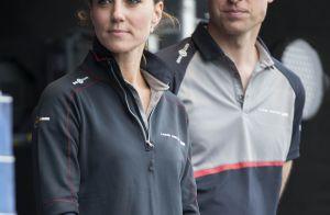Kate Middleton, William, George et Charlotte : Ambiance