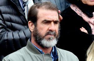 Eric Cantona : Avec Rachida Brakni et leurs enfants, le King a quitté la France