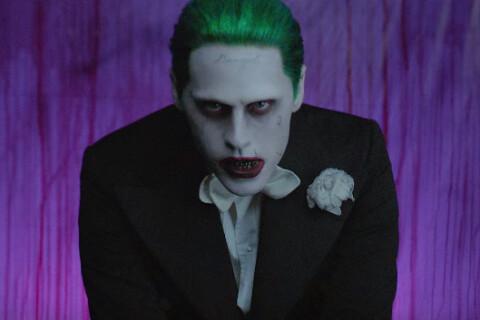 Suicide Squad : Jared Leto flippant dans de nouvelles images inédites du Joker