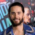 """Jared Leto à la première du film """"Suicide Squad"""" à New York. Le 1er août 2016"""
