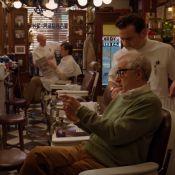 Woody Allen se la joue James Dean pour sa série et boude Miley Cyrus