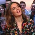 Ornella Fleury dans Le Grand Journal de Canal+.