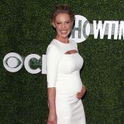 Katherine Heigl, enceinte : Ventre rond et mine radieuse au bras de son mari