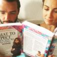 L'actrice Laura Benanti est enceinte. Elle attent son premier enfant avec son mari Patrick Brown. Photo publiée sur Instagram, le 12 août 2016