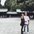 Sofia Richie et Justin Bieber au Japon