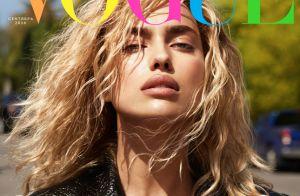 Irina Shayk : Canon en blonde pour une série photo torride