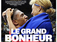 """Rio 2016 – Tony Yoka et Estelle Mossely, boxeurs fiancés en or : """"C'est magique"""""""