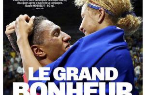 Rio 2016 – Tony Yoka et Estelle Mossely, boxeurs fiancés en or :