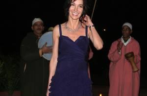 REPORTAGE PHOTOS : Anne Parillaud, super sexy en mini robe, s'éclate en célibataire...