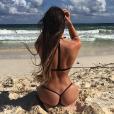 La jolie Liam de Secret Story 10, fière de son anatomie à en juger par son compte Instagram.