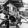 Luke Rockhold, ancien champion d'ultimate fighting, serait le nouveau compagnon de Demi Lovato. Photo postée sur Instagram, août 2016.