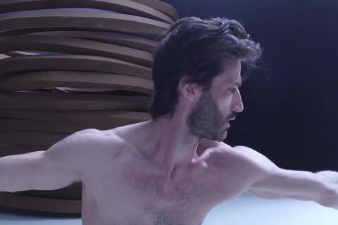 Marie-Claude Pietragalla filme avec amour Julien Derouault pour son 1er clip