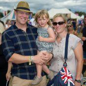 Mia Tindall : À 2 ans, la fille de Zara Phillips enchaîne les festivals