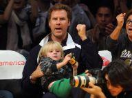 REPORTAGE PHOTOS : La superstar de la comédie US Will Ferrell, vous présente son fils... tout aussi déjanté !