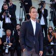 Jude Law lors de la première du film ''The Young Pope'' lors du 73ème Festival du Film de Venise, la Mostra, le 2 septembre 2016.