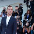 Jude Law lors de la première du film ''The Young Pope'' lors du 73ème Festival du Film de Venise, la Mostra, le 2 septembre 2016