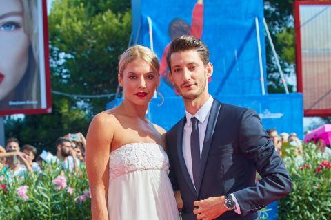 Mostra 2016: Pierre Niney in love, Jude Law, Cécile de France, Ludivine Sagnier...
