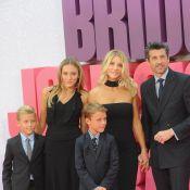 Patrick Dempsey au top avec sa femme et ses enfants : Le divorce est si loin !