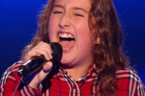 The Voice Kids 3 : Lou la rockeuse et Lauviah au top, le talent d'Achille séduit