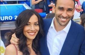 Sidonie Biémont et Adil Rami : Parents de jumeaux aux prénoms mignons !