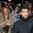 Zayn Malik au défilé de mode Tom Ford F/W 2016 à New York, le 7 septembre 2016. © Mario Santoro-AdMedia via Zuma Press/Bestimage