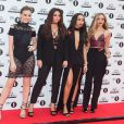 Little Mix (Jesy Nelson, Leigh-Anne Pinnock, Jade Thirlwall et Perrie Edwards) sur le Tapis rouge des BBC Teen Awards à Londres, le 8 novembre 2015.