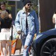 Exclusif - Sofia Richie va déjeuner avec des amis à West Hollywood le 3 septembre 2016.