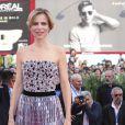 Sonia Bergamasco lors de la cérémonie de clôture et de palmarès de la 73e Mostra de Venise le 10 septembre 2016.
