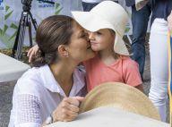 Princesse Estelle : Petite fashionista qui fait craquer sa maman Victoria