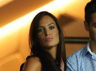 Jade Foret et M. Pokora, soutiens de charme du Paris-Saint-Germain