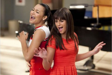 Naya Rivera balance sur Lea Michele et Ariana Grande, qui lui a volé son mec...