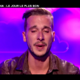 """Julien au confessionnal - """"Secret Story 10"""" sur NT1. """"Hebdo"""" du 15 septembre 2016."""