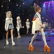 Fashion Week : Kendall Jenner et les soeurs Hadid transformées