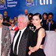 """Vanessa Redgrave, Jim Sheridan et Rooney Mara - Première du film """"The Secret Scripture"""" lors du Festival du Film de Toronto. Le 15 septembre 2016 © Igor Vidyashev via Zuma/Bestimage"""
