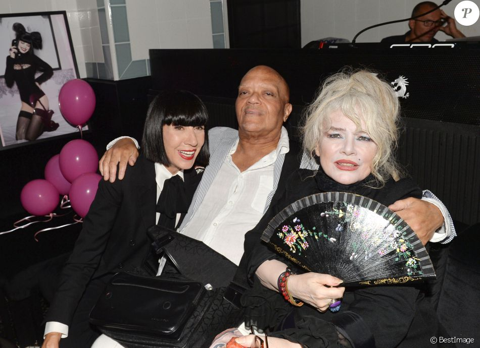 Chantal thomass guy cuevas et armande alta la soir e chantal thomass dama - Hotel chantal thomass paris 15 ...