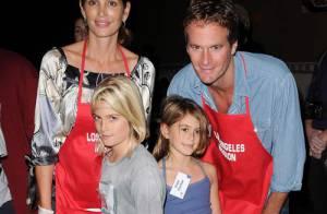 REPORTAGE PHOTOS : Cindy Crawford et sa famille de rêve mettent la main à la pâte !