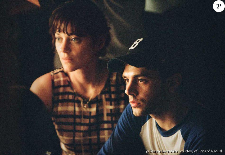 """Marion Cotillard et Xavier Dolan dans """"Juste la fin du monde"""", en salles le 21 septembre 2016."""