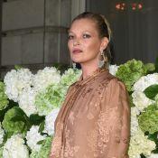 Kate Moss : L'icône crée son agence et cherche la future superstar