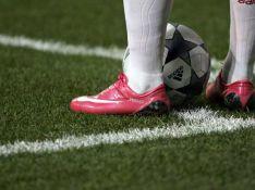 PHOTO : Franck Ribéry, ses chaussures roses font bien marrer les Allemands... mais ce n'est pas la seule casserole !