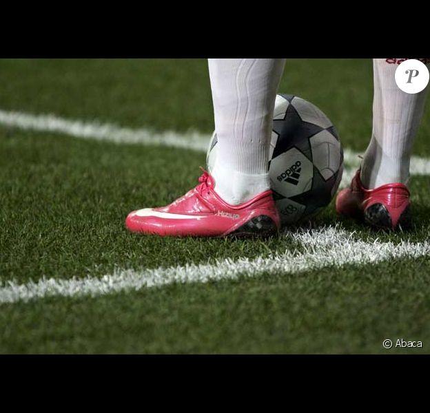 Franck Ribéry et ses Pink Panther
