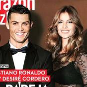 """Cristiano Ronaldo et la Miss Désiré Cordero, """"le couple surprise de l'année""""..."""