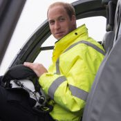Prince William : Dans son difficile quotidien de pilote d'ambulance...