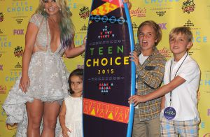 Britney Spears sous le choc : Ses fils lui font une sacrée frayeur