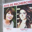Les recherchent se poursuivent pour retrouver les corps d'Allison et de sa mère Marie-Josée, disparues depuis le 14 juillet 2013.