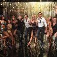 """La troupe de """"Danse avec les stars 7"""", sur Instagram, mercredi 27 septembre 2016"""