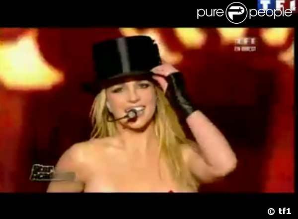 Britney Spears a mis le feu à la 'Star Ac' !!!