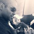 Tony Parker fou de son fils Josh sur Instagram