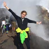 Beatrice d'York au sommet de l'Etna : Fière de son exploit avec les Branson