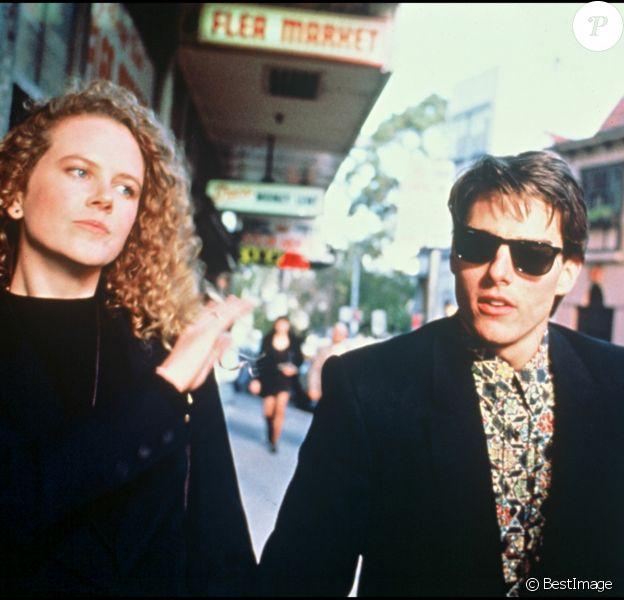 Nicole Kidman et Tom Cruise - Sydney en 1990